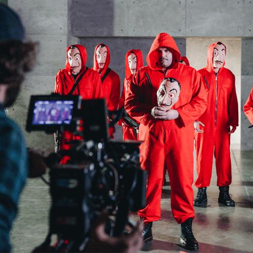 Backstage Spot Netflix