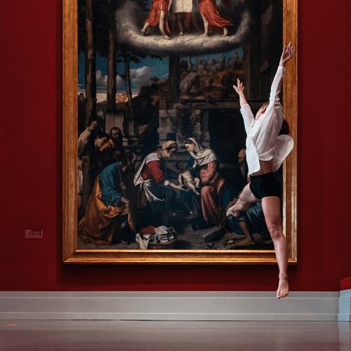 Studio 76 @ Pinacoteca