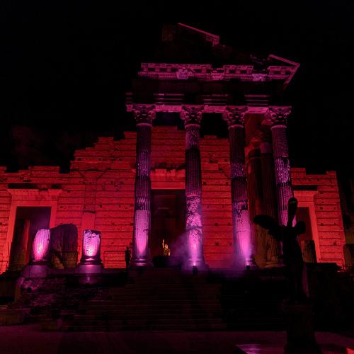 DJ set @ Capitolium